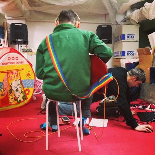 abikyokan goatbabe recording 2013.3.15  craig exton jacob arntson
