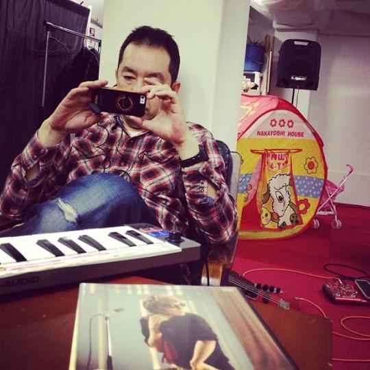 abikyokan goatbabe recording 2013.3.15 tatsumi ochiai
